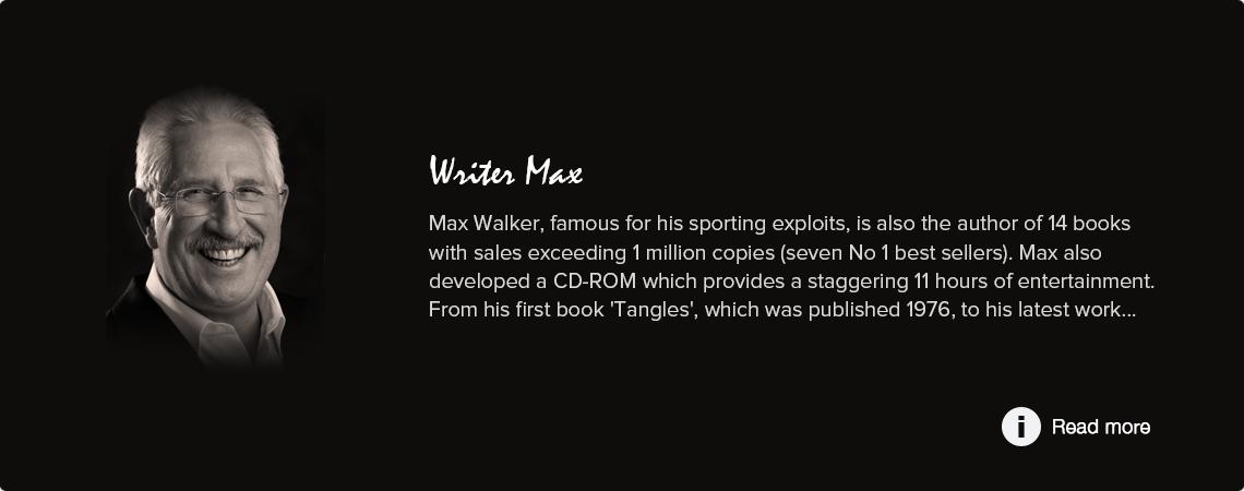 Writer Max